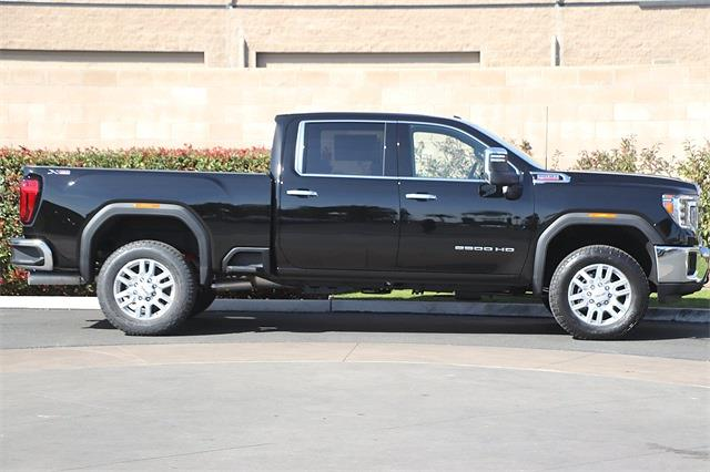 2021 GMC Sierra 2500 Crew Cab 4x4, Pickup #G210207 - photo 4