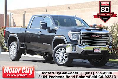 2021 GMC Sierra 2500 Crew Cab 4x4, Pickup #G210207 - photo 2