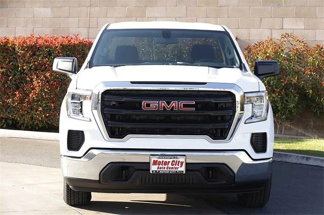 2021 GMC Sierra 1500 Regular Cab 4x4, Pickup #G210440 - photo 4