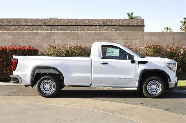 2021 GMC Sierra 1500 Regular Cab 4x4, Pickup #G210440 - photo 5