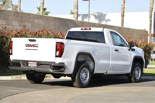 2021 GMC Sierra 1500 Regular Cab 4x4, Pickup #G210440 - photo 2