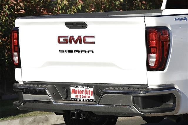 2021 GMC Sierra 1500 Regular Cab 4x4, Pickup #G210440 - photo 7