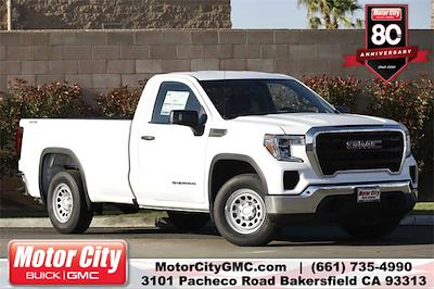 2021 GMC Sierra 1500 Regular Cab 4x4, Pickup #G210440 - photo 1
