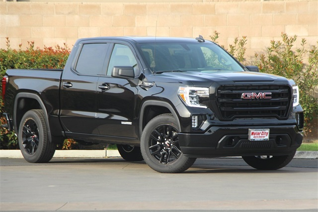 2021 GMC Sierra 1500 Crew Cab 4x2, Pickup #G21181 - photo 3