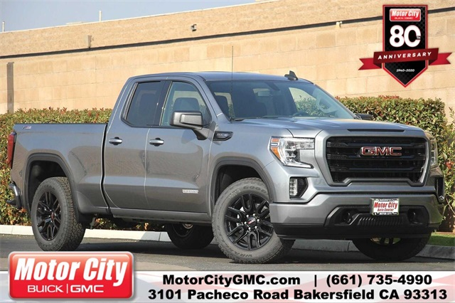 2021 GMC Sierra 1500 Double Cab 4x4, Pickup #G21331 - photo 1
