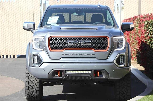 2021 GMC Sierra 1500 Crew Cab 4x4, Pickup #G21946 - photo 4