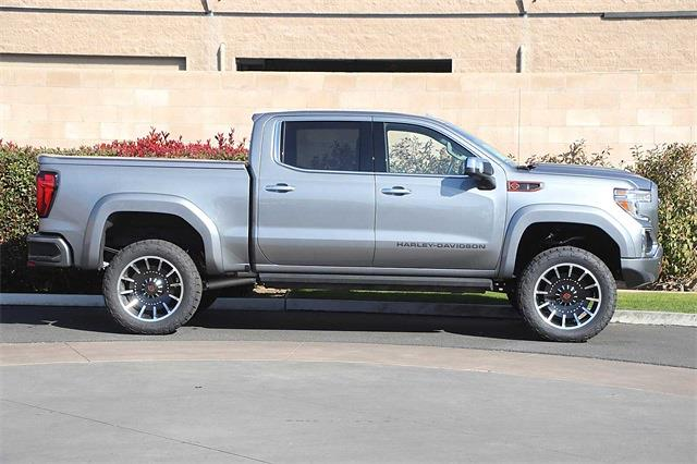 2021 GMC Sierra 1500 Crew Cab 4x4, Pickup #G21946 - photo 5