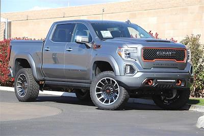 2021 GMC Sierra 1500 Crew Cab 4x4, Pickup #G21946 - photo 3