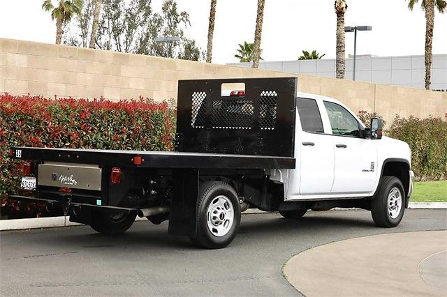2019 GMC Sierra 2500 Double Cab 4x2, Harbor Platform Body #PM572714 - photo 1