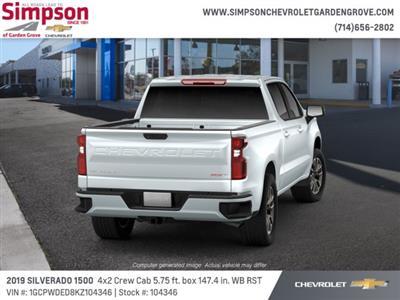 2019 Silverado 1500 Crew Cab 4x2,  Pickup #104346 - photo 3