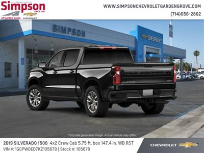 2019 Silverado 1500 Crew Cab 4x2,  Pickup #105679 - photo 2