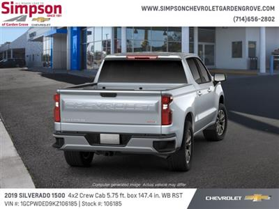 2019 Silverado 1500 Crew Cab 4x2,  Pickup #106185 - photo 3