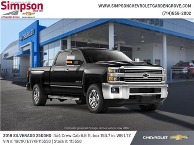 2019 Silverado 2500 Crew Cab 4x4,  Pickup #115550 - photo 4