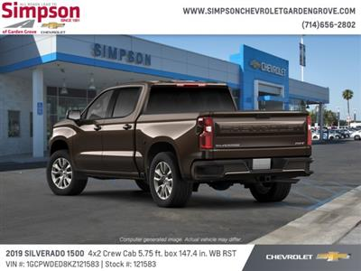 2019 Silverado 1500 Crew Cab 4x2,  Pickup #121583 - photo 2