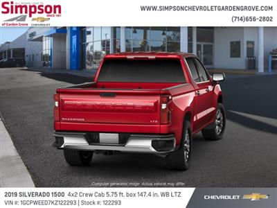 2019 Silverado 1500 Crew Cab 4x2,  Pickup #122293 - photo 3