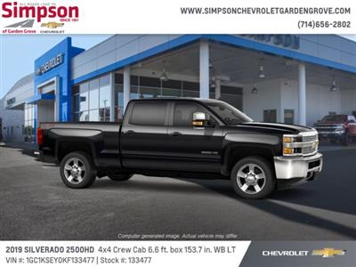 2019 Silverado 2500 Crew Cab 4x4,  Pickup #133477 - photo 3