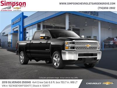 2019 Silverado 2500 Crew Cab 4x4,  Pickup #133477 - photo 4
