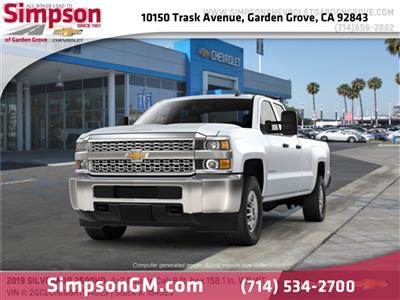 2019 Silverado 2500 Double Cab 4x2,  Pickup #154523 - photo 1
