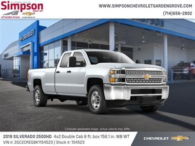 2019 Silverado 2500 Double Cab 4x2,  Pickup #154523 - photo 4