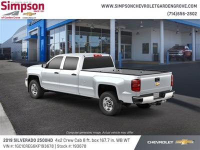 2019 Silverado 2500 Crew Cab 4x2,  Pickup #193678 - photo 2
