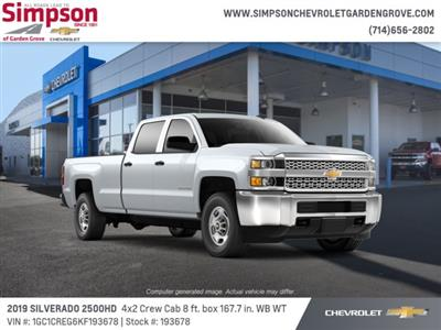 2019 Silverado 2500 Crew Cab 4x2,  Pickup #193678 - photo 4