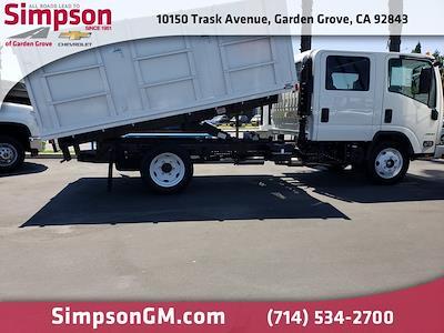 2021 LCF 4500 Crew Cab 4x2,  Martin's Quality Truck Body Landscape Dump #201403 - photo 1