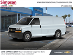 2018 Express 2500 4x2,  Empty Cargo Van #202545DT - photo 3