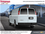 2018 Express 2500 4x2,  Empty Cargo Van #202545DT - photo 4