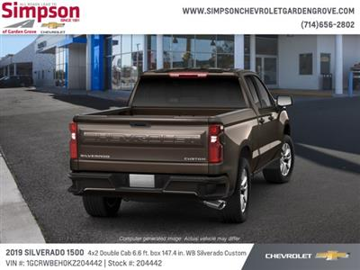 2019 Silverado 1500 Double Cab 4x2,  Pickup #204442 - photo 3