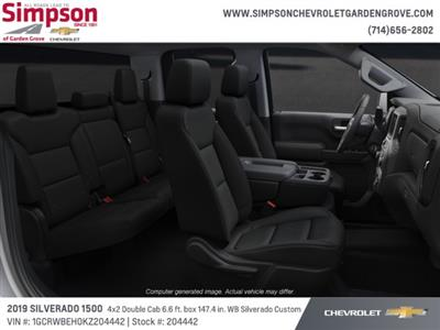 2019 Silverado 1500 Double Cab 4x2,  Pickup #204442 - photo 6