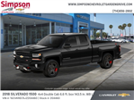 2018 Silverado 1500 Double Cab 4x4,  Pickup #204460 - photo 3