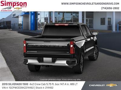 2019 Silverado 1500 Crew Cab 4x2,  Pickup #214462 - photo 3