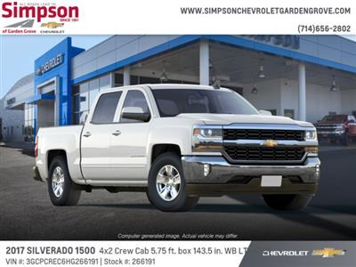 2017 Silverado 1500 Crew Cab 4x2,  Pickup #266191 - photo 4