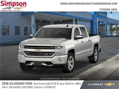 2018 Silverado 1500 Crew Cab 4x4,  Pickup #270897DT - photo 1
