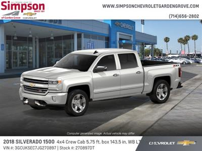 2018 Silverado 1500 Crew Cab 4x4,  Pickup #270897DT - photo 3