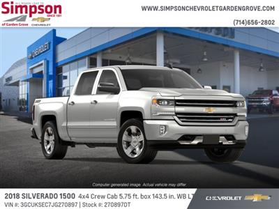 2018 Silverado 1500 Crew Cab 4x4,  Pickup #270897DT - photo 4
