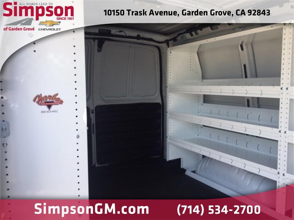 2020 Chevrolet Express 2500 4x2, Upfitted Cargo Van #274595 - photo 1