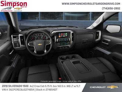 2018 Silverado 1500 Crew Cab 4x2,  Pickup #274654DT - photo 5