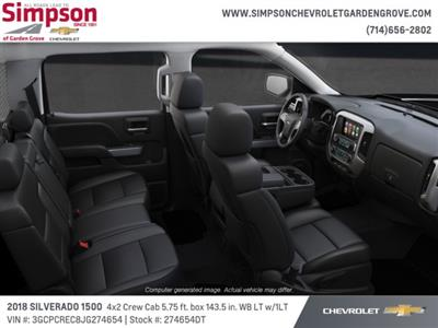 2018 Silverado 1500 Crew Cab 4x2,  Pickup #274654DT - photo 6