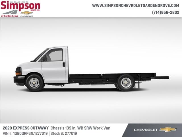 2020 Chevrolet Express 3500 4x2, Cutaway #277019 - photo 1