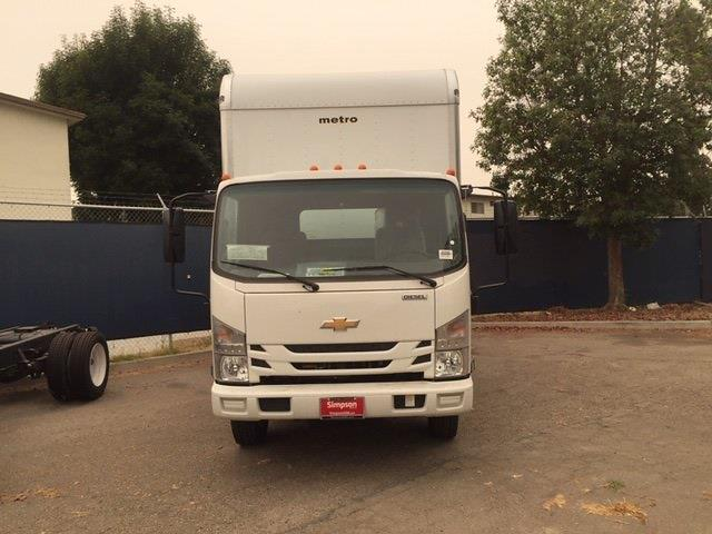 2020 Chevrolet LCF 5500XD Regular Cab DRW 4x2, Metro Truck Body Dry Freight #302356 - photo 1