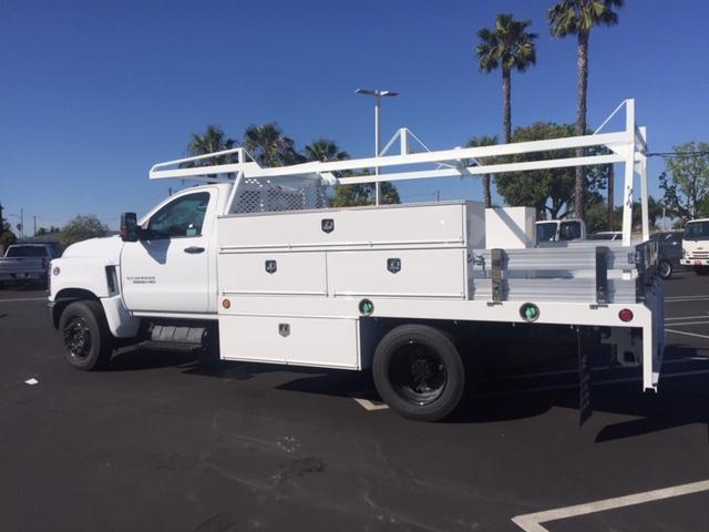 2019 Chevrolet Silverado 5500 Regular Cab DRW 4x2, Super Contractor #306784 - photo 1