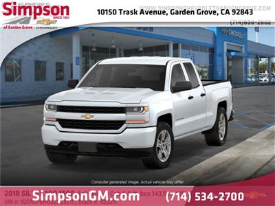 2018 Silverado 1500 Double Cab 4x2,  Pickup #323211 - photo 1