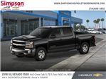 2018 Silverado 1500 Crew Cab 4x2,  Pickup #328438 - photo 3