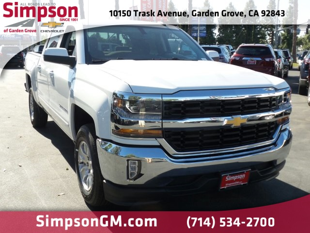 2017 Silverado 1500 Crew Cab Pickup #357746 - photo 1