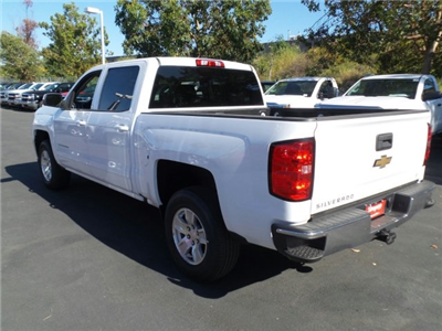 2017 Silverado 1500 Crew Cab Pickup #357746 - photo 11
