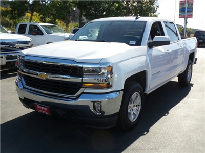 2017 Silverado 1500 Crew Cab Pickup #357746 - photo 4