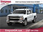 2018 Silverado 1500 Crew Cab 4x2,  Pickup #387907 - photo 1