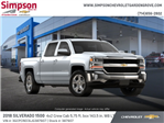 2018 Silverado 1500 Crew Cab 4x2,  Pickup #387907 - photo 4
