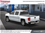 2018 Silverado 1500 Crew Cab 4x2,  Pickup #389334 - photo 2